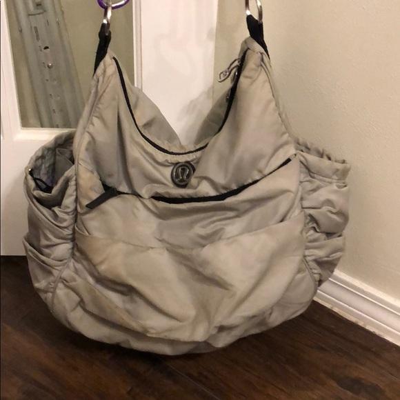 Lululemon dance bag